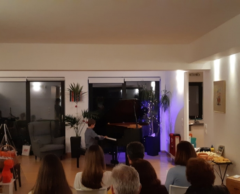 Christmas Piano Recital